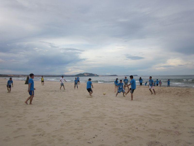 Hoạt động trên bãi biển