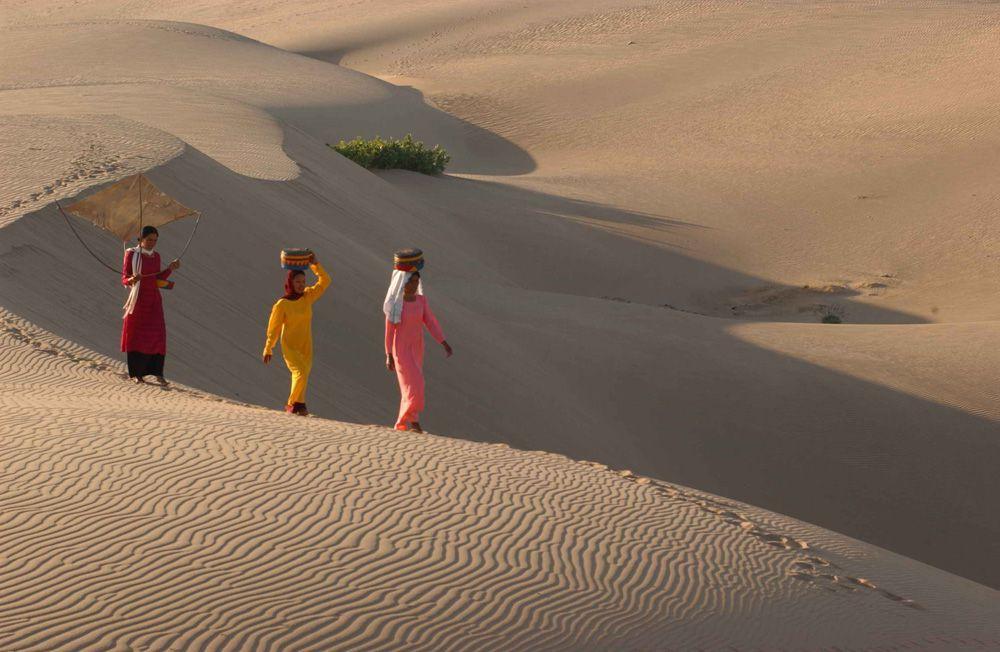 Đồi cát Nam Cường