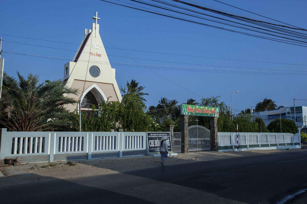 Nhà thờ Mũi Né