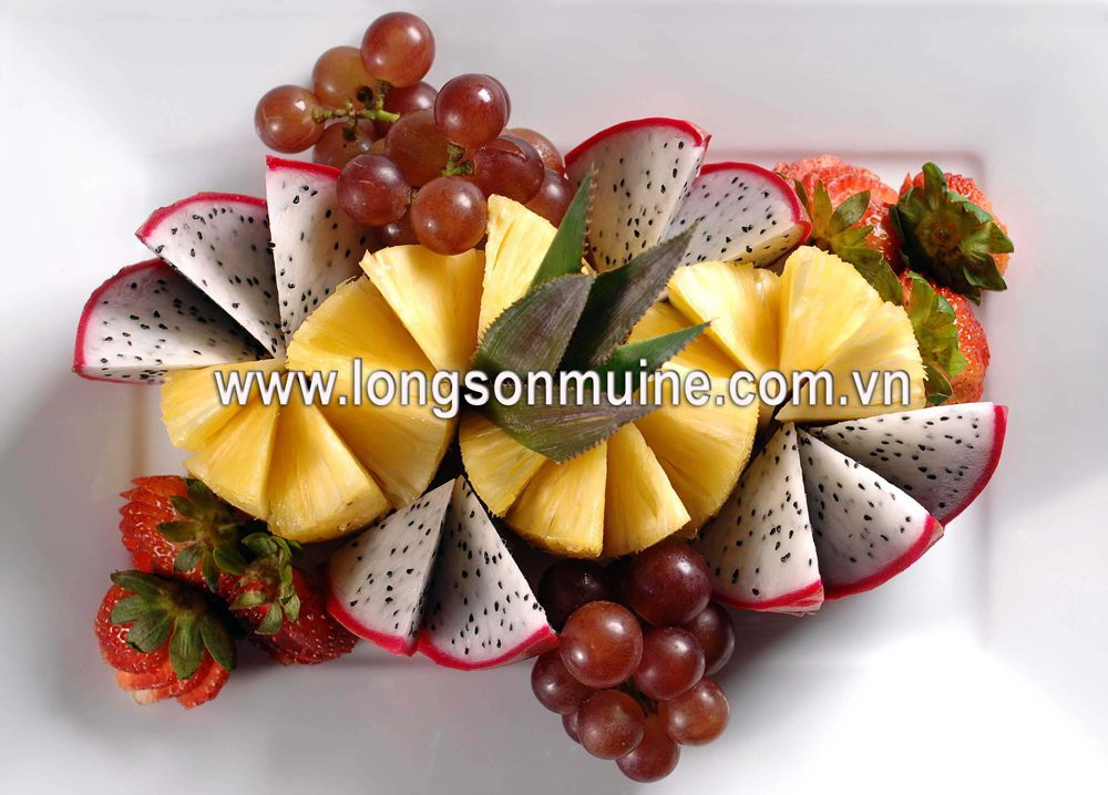 Thanh Long đặc sản Bình Thuận